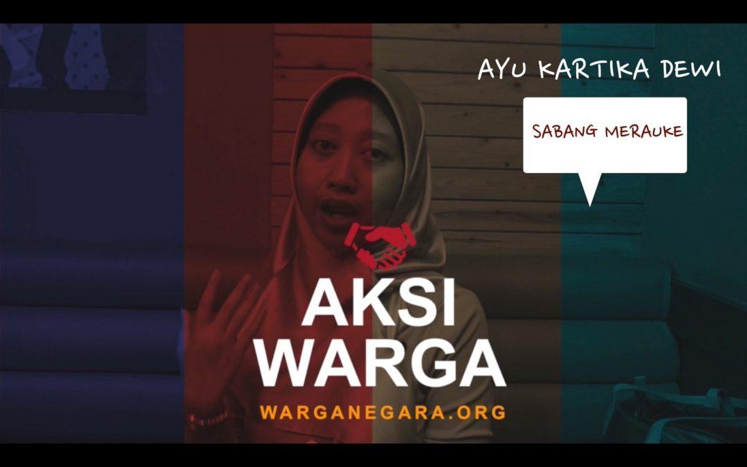 Ayu Kartika Dewi: Memperjuangkan Toleransi dan Kebhinnekaan