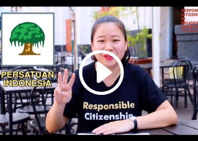 Sila Ketiga – Persatuan Indonesia