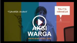 Aksi Warga Muda Terjun ke Dunia Politik