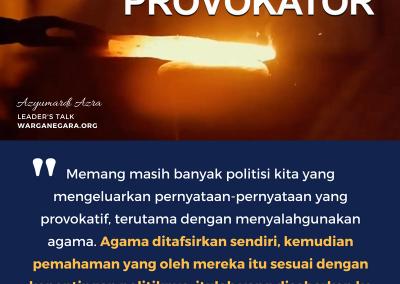 Netizen Saling Bentrok Karena Penguasa